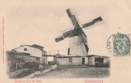 Castelnaudary. Moulin A Vent Du Pech - Castelnaudary