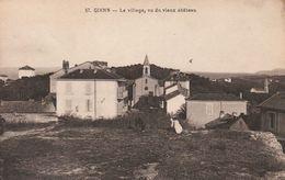 (VAR) GIENS  Le Village Vu Du Vieux Château - Autres Communes