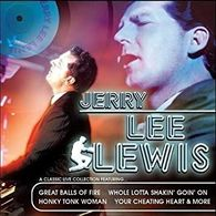 Jerry Lee Lewis A Classic Live Collection TBE - Rock
