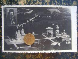 Curtea De Argeş-Episcopul Argeș Grigore?-photo Postcard   (4237) - Romania