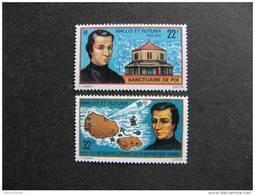 Wallis Et Futuna: TB  Paire N° 196 Et N°197, GT, Neufs XX. - Unclassified