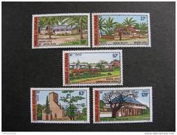 Wallis Et Futuna: TB  Serie  N° 203 Au N°207, GT, Neufs XX. - Unclassified
