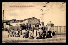 55 - HAUDAINVILLE - LE MONUMENT AUX MORTS - EDITEUR BRICE - PHOTO VERDUN MC (MARTIN-COLARDELLE) - Other Municipalities