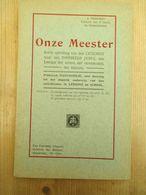Dendermonde Sint Gillis Pastoor Peirsman Onze Meester 1930 - Cultura