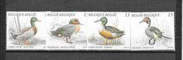 België 1989 Y&T Nr° 2232/35 (**) -50% - Unused Stamps