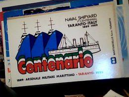 QSL CARD   RADIO AMATORIALE TARANTO 100 ARSENALE MILITARE V1992 HQ10083 - Radio Amateur