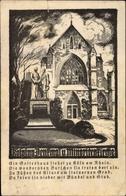 Artiste Cp Köln Am Rhein, Kolping Denkmal, Minoritenkirche - Other