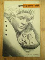 Gent 1960 Moderne Beeldhouwkunst Rik Wouters Rik Poot Joris Minne - Vita Quotidiana