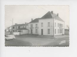 Sion L'Océan Saint Hilaire De Riez : La Poste Et La Mairie (cp Jean Poupin) - Saint Hilaire De Riez