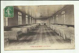 59 . CAMBRAI . COLLEGE DE CAMBRAI . LE 4° DORTOIR ( Coin Coupe ) - Cambrai