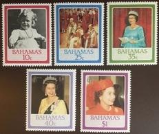 Bahamas 1986 Queen's Birthday MNH - Bahamas (1973-...)