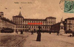 Torino - Palazzo Reale - 1917 - Palazzo Reale