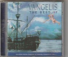 Cd  Vangelis The Best Of - Musique & Instruments