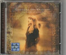 Cd LORRENA MC KENNITT  The Book Of Secrets - Musik & Instrumente
