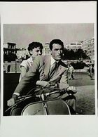 Audrey HEPBURN & Gregory PECK Film Vacances Romaines (Roman Holiday) -  Cinémathèque Lausane (Reproduction Cinema) - Non Classificati