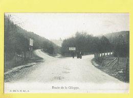 * Gileppe (Liège - Luik - La Wallonie) * (N 609, G.H. Ed. A.) Route De La Gileppe, Lion, Barrage, Stuwdam, Animée - Gileppe (Barrage)