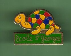 TORTUE *** ECOLE ST GEOGES *** (B-3) - Animals