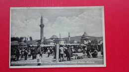 Skoplje.Markttag Bei Der Ishakija Moschee-Aladscha.Mosque - Macedonia