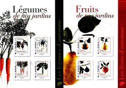 France 2020** Collectors Légumes Et Fruits De Nos Jardins ( Tirage Limité ) - Sheetlets