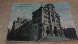 CPA -  743. MONACO La Cathédrale - Kathedrale Notre-Dame-Immaculée