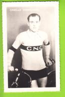 Camille VERMASSEN . 2 Scans. Cyclisme. Lire Descriptif - Ciclismo