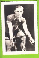 Frans VAN HASSEL, Bristol . 2 Scans. Cyclisme. Lire Descriptif - Cycling