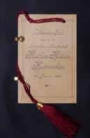 CROIX ROUGE - Carte Croix Rouge Allemande En 1895 - L 65948 - Alte Papiere