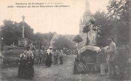 56-PLUMELIAU SAINT NICODEME-N°T1090-C/0369 - Frankreich