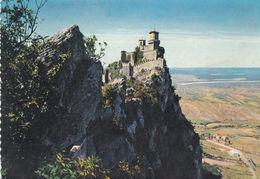 (H331) - SAN MARINO  - La Prima Torre E Panorama - San Marino