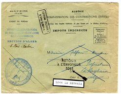 35437 - Retour De  LA REGHAIA - Algeria (1924-1962)