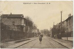 Viroflay, Parc Chauchard - Viroflay