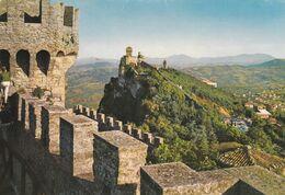 (H333) - SAN MARINO  - Le Tre Torri - San Marino