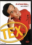 TEX Je M'sens Bien… Sur Scène ! - DVD