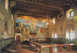 (H334) - SAN MARINO  - Palazzo Del Governo, La Sala Del Consiglio - San Marino
