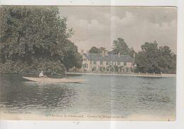 CPA-28-Eure Et Loir- Environs De CHATEAUNEUF- Château De Dampierre-sur-Blévy- - Châteauneuf
