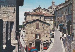 (H335) - SAN MARINO  - Porta Del Loco E Via Orafo - San Marino