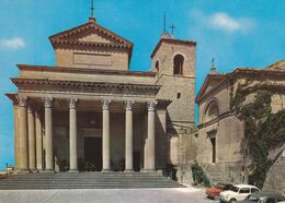 (H336) - SAN MARINO  - La Basilica - San Marino