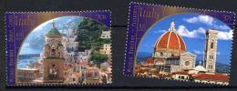 NEW YORK NATIONS UNIES UNITED NATIONS 2002, ITALIE, ITALIA, 2 Valeurs, Neufs / Mint. R720 - Unclassified
