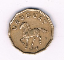 10 CENTESIMOS 1976 URUGUAY /6203/ - Uruguay
