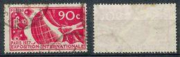 FRANCE -  1937 - Nr 326 - Oblitere - Used Stamps
