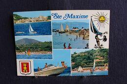 TO - 122 - Ste Maxime - Multi-cartes - Pas Circulé - Sainte-Maxime