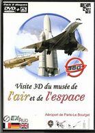Visite 3D Du Musée De L'Air Et De L'Espace - Other