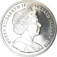 Monnaie, Falkland Islands, Crown, 2013, Référendum, SPL, Cupro-nickel, KM:169 - Falkland