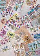 NIGERIA - Beau Lot Varié De 265 Enveloppes Timbrées Timbres Timbre Aérogramme Stamped Air Mail Covers Stamp Stamps Cover - Nigeria (1961-...)