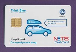 Singapore Cash Card Chip VW Volkswagen Cashcard Unused - Other