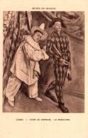 """CPA - Paul CEZANNE (né En 1839 à AIX-en-PROVENCE) - """"Scène De CARNAVAL Le Mardi-Gras"""" - Edition Braun Cie - Peintures & Tableaux"""