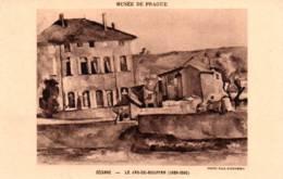 """CPA - Paul CEZANNE (né En 1839 à AIX-en-PROVENCE) - """"LE JAS De BOUFFAN"""" - Edition Braun Cie - Peintures & Tableaux"""