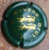 Capsule De Muselet - Cidre Bouché Brut [vert - Léopards De Normandie] - Kroonkurken