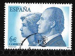 Spanje 2004 Gestempeld - 1931-Heute: 2. Rep. - ... Juan Carlos I