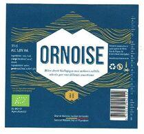 - Brasserie L'Ornoise - Etiquette Ornoise - Etiquette 16 Orne - - Non Classés